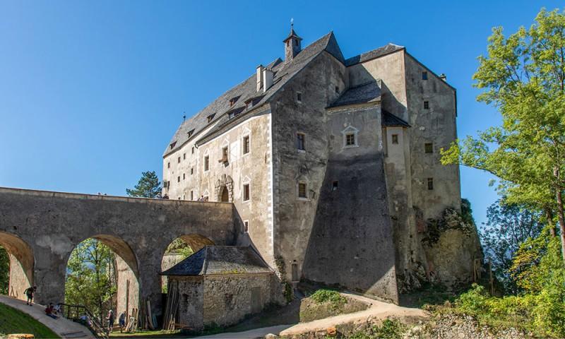 Burg Altpernstein Familienwochen