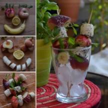Fruchtspießchen