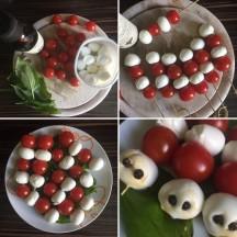Mozzarella Würmchen