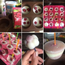 Frozen Joghurt Eis