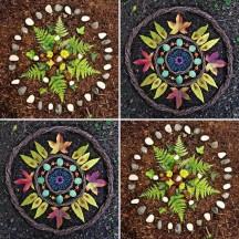 Natur-Mandala