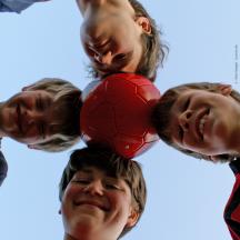 Nummern - Völkerball