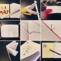 DIY Notizbuch