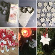 Weihnachtsschmuck DIY