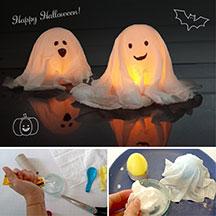 Halloween-Gespenst