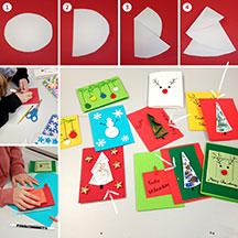 Weihnachtskarten II