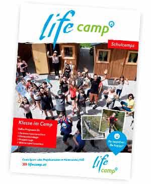 Life Camp – Schulcamp