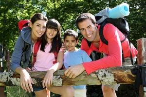 Life Camp für Familien