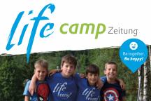Life Camp Zeitungen