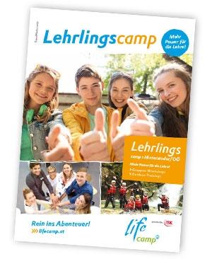 Life Camp – Lehrlingscamp