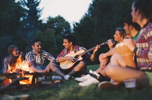 Life Camp im Sommer