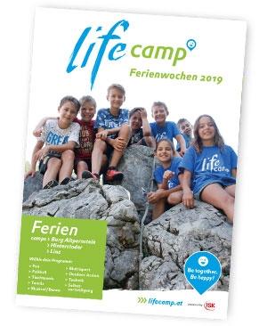 Lifecamp – Ferienwochen