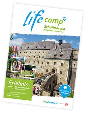Lifecamp – Schulcamp