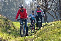 zu den MTB/E-Bike-Touren