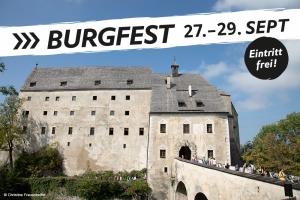 Burgfest Burg Altpernstein