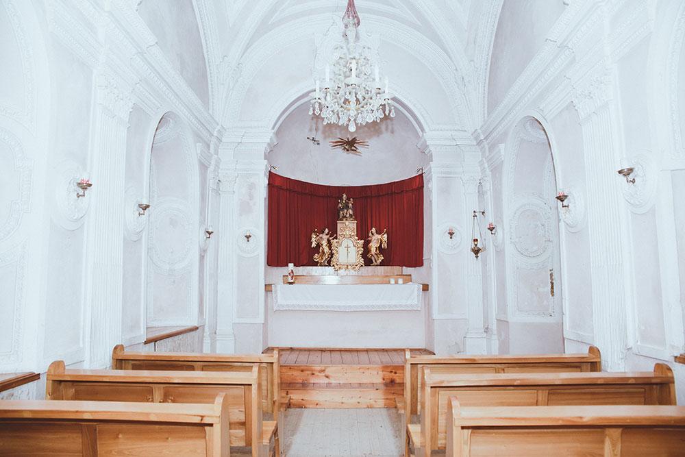 Spendensammlung Marienkapelle Burg Altpernstein